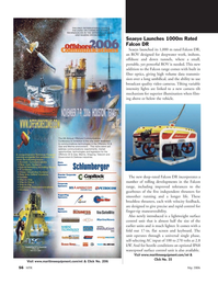 Marine Technology Magazine, page 56,  May 2006 communications requirements