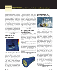Marine Technology Magazine, page 60,  May 2006 trace dye leak detection applications