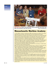 Marine Technology Magazine, page 8,  Jun 2006 Alden Strambourgh