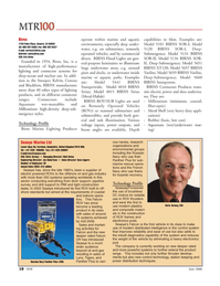 Marine Technology Magazine, page 18,  Jun 2006