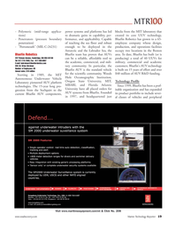 Marine Technology Magazine, page 19,  Jun 2006