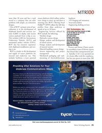 Marine Technology Magazine, page 21,  Jun 2006