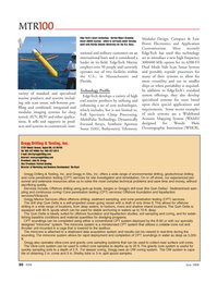 Marine Technology Magazine, page 30,  Jun 2006 high end marine products