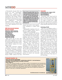 Marine Technology Magazine, page 34,  Jun 2006 GIS