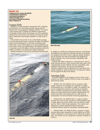 Marine Technology Magazine, page 37,  Jun 2006 Woods Hole