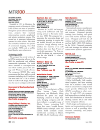 Marine Technology Magazine, page 40,  Jun 2006