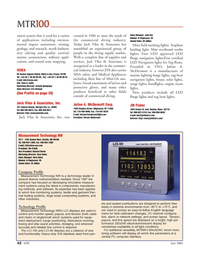 Marine Technology Magazine, page 42,  Jun 2006
