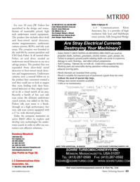 Marine Technology Magazine, page 43,  Jun 2006