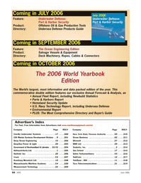 Marine Technology Magazine, page 64,  Jun 2006 Massachusetts Maritime Academy