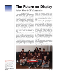 Marine Technology Magazine, page 6,  Jun 2006