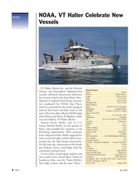 Marine Technology Magazine, page 8,  Jul 2006 Richard Shelby