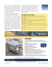 Marine Technology Magazine, page 9,  Jul 2006