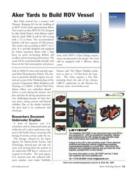 Marine Technology Magazine, page 11,  Jul 2006