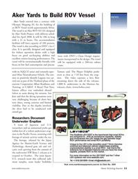 Marine Technology Magazine, page 11,  Jul 2006 Royal Thai Navy