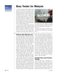 Marine Technology Magazine, page 12,  Jul 2006 Peter Reaveley