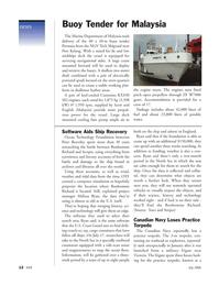 Marine Technology Magazine, page 12,  Jul 2006 Peter Reaveley