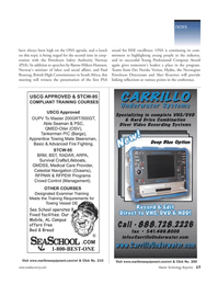Marine Technology Magazine, page 17,  Jul 2006
