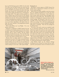 Marine Technology Magazine, page 24,  Jul 2006 LCS mission