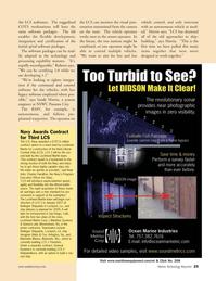 Marine Technology Magazine, page 25,  Jul 2006 Virginia