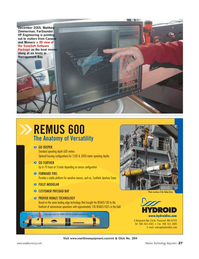Marine Technology Magazine, page 27,  Jul 2006