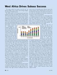 Marine Technology Magazine, page 38,  Jul 2006 Then Infield