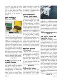 Marine Technology Magazine, page 46,  Jul 2006 Cutter
