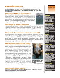 Marine Technology Magazine, page 3,  Jul 2006 Louisiana