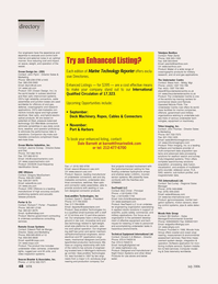 Marine Technology Magazine, page 48,  Jul 2006 Ted Curley