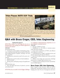 Marine Technology Magazine, page 57,  Jul 2006 Royal Norwegian Navy