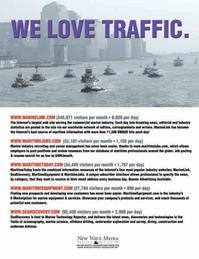 Marine Technology Magazine, page 8,  Nov 2006