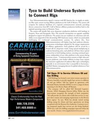 Marine Technology Magazine, page 12,  Nov 2006 Mississippi