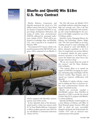 Marine Technology Magazine, page 18,  Nov 2006 Brian Abraham