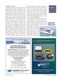 Marine Technology Magazine, page 23,  Nov 2006 Samuel P. De Bow Jr
