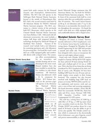 Marine Technology Magazine, page 26,  Nov 2006
