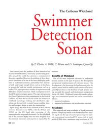 Marine Technology Magazine, page 34,  Nov 2006