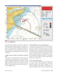 Marine Technology Magazine, page 37,  Nov 2006 art tracking algorithm