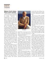 Marine Technology Magazine, page 44,  Nov 2006 New York