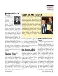 Marine Technology Magazine, page 47,  Nov 2006 Laser