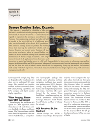 Marine Technology Magazine, page 48,  Nov 2006 gas development