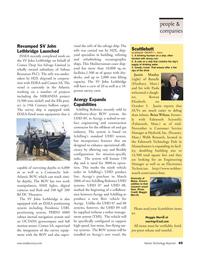 Marine Technology Magazine, page 49,  Nov 2006 Mediterranean coast