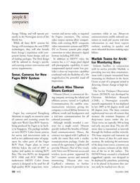 Marine Technology Magazine, page 50,  Nov 2006 wireless access