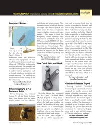 Marine Technology Magazine, page 55,  Nov 2006