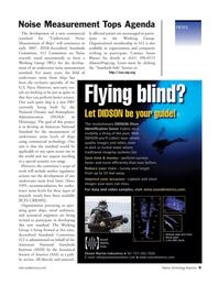 Marine Technology Magazine, page 9,  Jan 2007