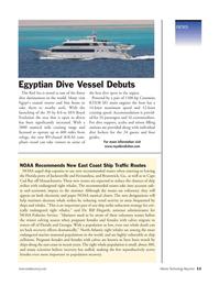 Marine Technology Magazine, page 11,  Jan 2007