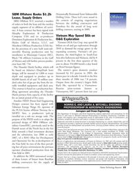 Marine Technology Magazine, page 15,  Jan 2007