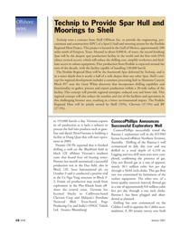 Marine Technology Magazine, page 16,  Jan 2007