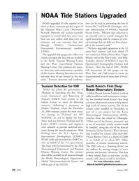 Marine Technology Magazine, page 20,  Jan 2007