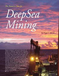 Marine Technology Magazine, page 22,  Jan 2007