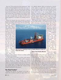 Marine Technology Magazine, page 24,  Jan 2007 Pacific Ocean