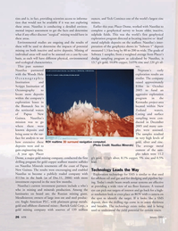Marine Technology Magazine, page 26,  Jan 2007 Woods Hole Oceanographic Institution